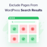 How to Exclude Pages from WordPress Search Results (Step by Step)